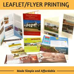 Kadaiveedhi Printing - A5 Flyer/Leaflets