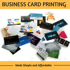 Kadaiveedhi Printing - Business Cards