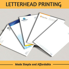 Kadaiveedhi Printing - Letterhead