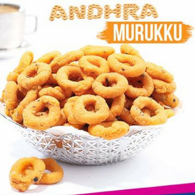A2B Andhra Murukku