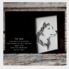 Kadaiveedhi Quilled Wolf