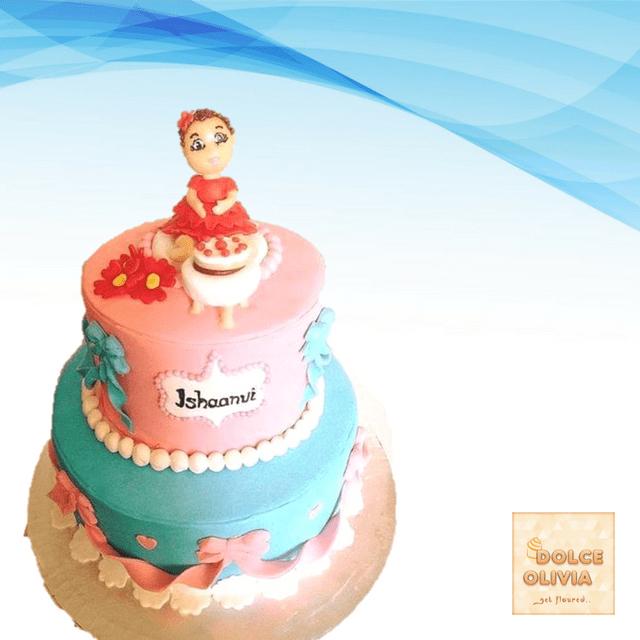 Dolce Olivia Celebration Cake (1kg)