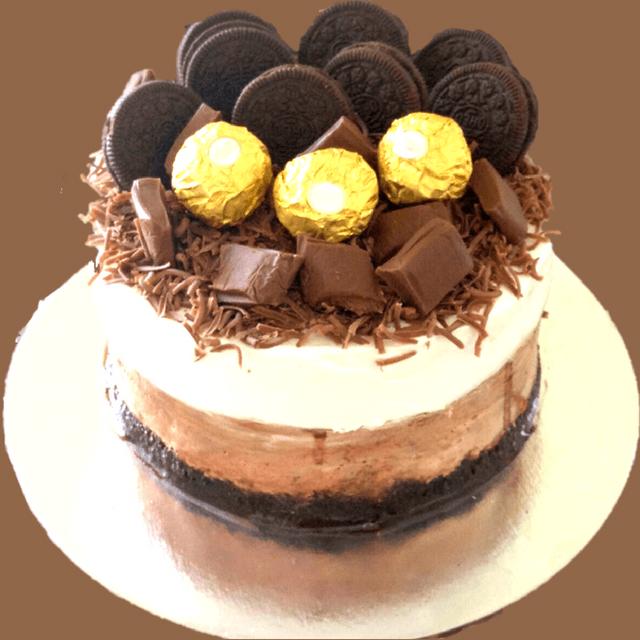 Dolce Olivia Mousse Cake (1kg)