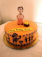 Dolce Olivia Chota Bheem Cake (1kg)