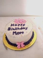 Dolce Olivia Birthday Cake for Mom (1kg)