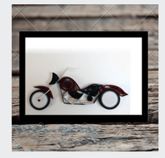 Kadaiveedhi Quilled Bike