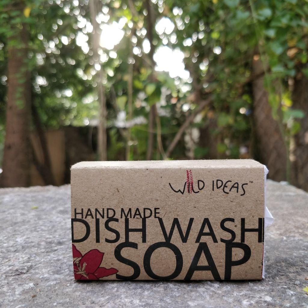Wild Ideas Dish Wash Bar Soap 200g