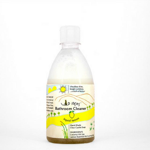 Wild Ideas Hand Made Liquid Bathroom Cleaner 500ml