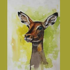 Kadaiveedhi Arts Animals - We share the Planet With Them