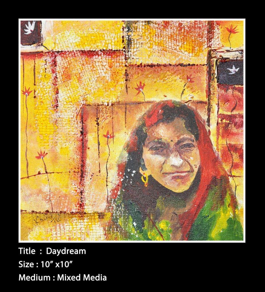 Kadaiveedhi Arts Daydream - with Frame