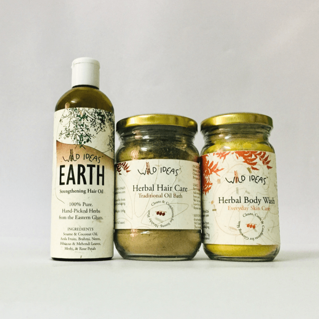Wild Ideas Body and Hair Care Essentials