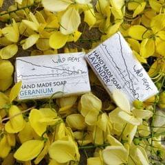 Wild Ideas Soaps Geranium and Lavender Combo