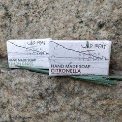 Wild Ideas Soaps Citronella and Lemongrass Combo