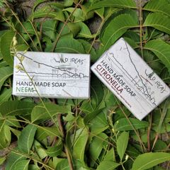 Wild Ideas Soaps Citronella and Neem Combo