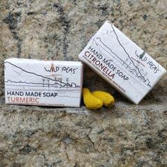 Wild Ideas Soaps Citronella and Turmeric Combo