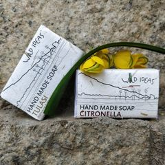 Wild Ideas Soaps Citronella and Tulasi Combo