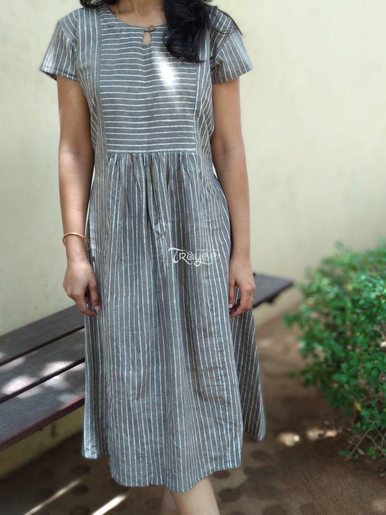 Trayee Jaipur Soft Cotton Dress