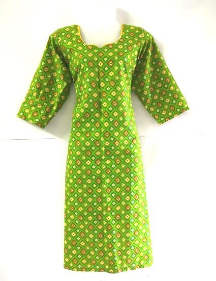 Aarika Green Jaipuri Printed Cotton Kurta