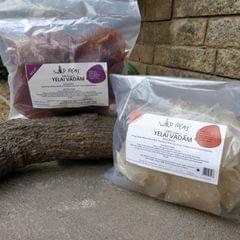 Wild Ideas Organic Yelai Vadam - Varagu (Kodo Millet) and Ragi (Finger Millet) Combo