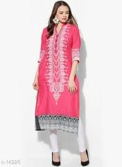 Aarika Cotton Block Printed Kurta