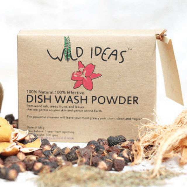 Wild Ideas Dish Wash Powder 1kg