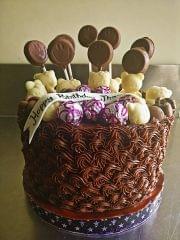 Dolce Olivia Chocolate Truffle Cake (2kgs)
