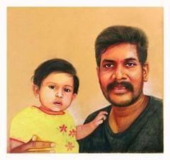 Kadaiveedhi Arts Double Faces