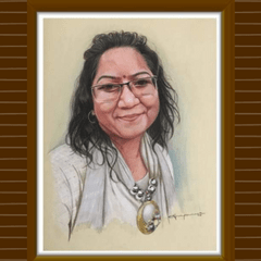 Kadaiveedhi Arts Grandma