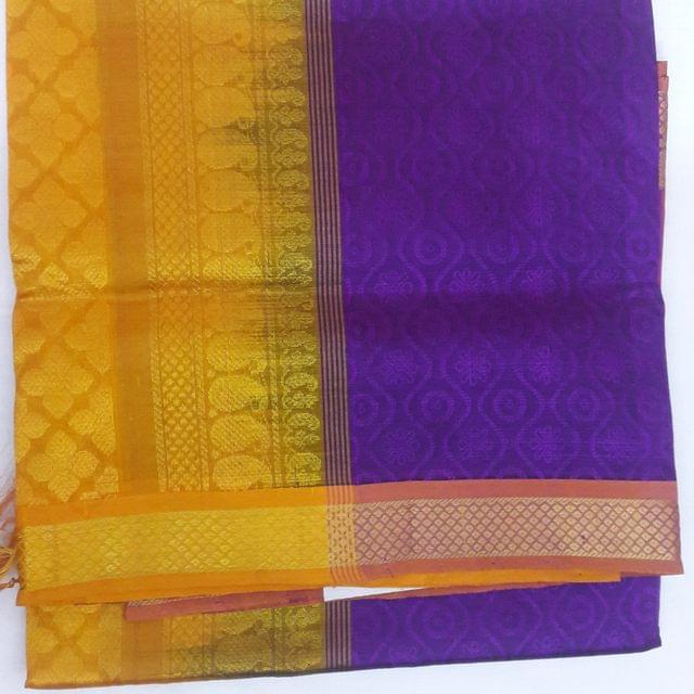 Alankrita Pure Silk Cotton Sarees
