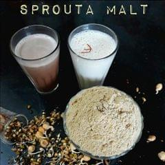 Farm to Home - Sprouta Malt - Instant Health Drink (8 Months +)