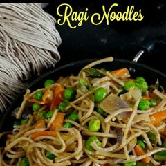 Farm To Home - RAGI NOODLES (10 Month+)