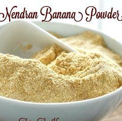 Farm To Home - Raw Nendran Banana Powder