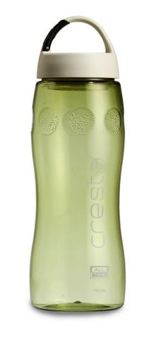 All Time Cresta Fruit Infuser Polycarbonate Water Bottle 750ml Green W6054 Green