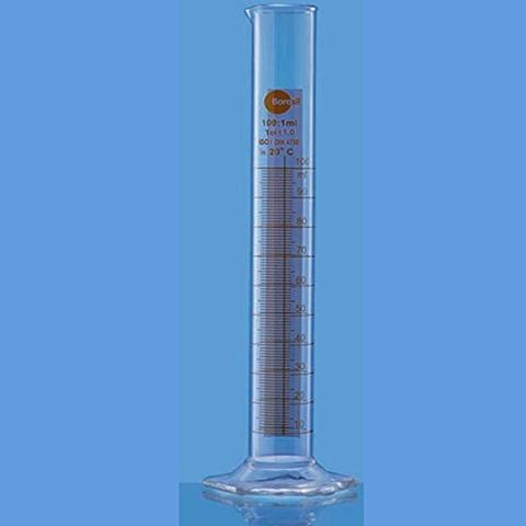 Borosil 3027016 Cylinder, 100 ml