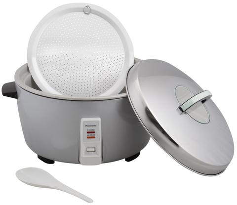 Panasonic SR 932DPMS 8.2 Litre Electric Cooker Silver sr 932 d