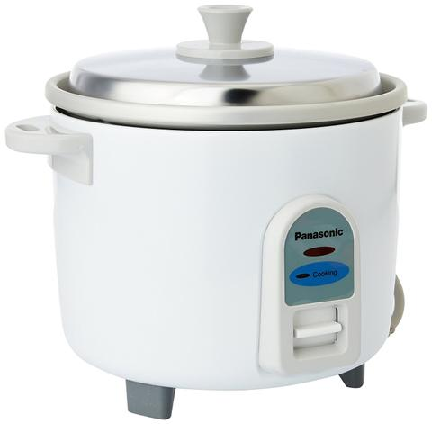 Panasonic SR WA10 450 Watt Automatic Cooker Without Warmer  2.7 Litre
