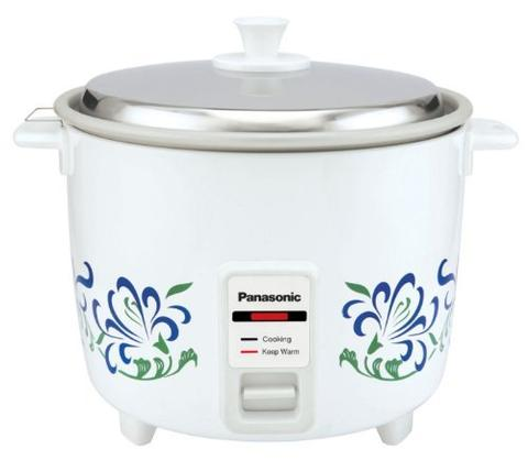 Panasonic SR-WA10H E 450 Watt Automatic Cooker Warmer  2.7 Litre