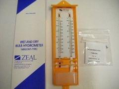 Zeal Wet and Dry Bulb Hygrometer  Zeal121