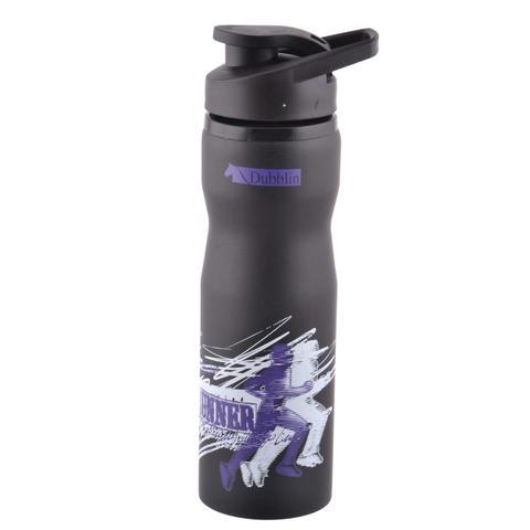 Dubblin Adventure Stainless Steel Bottle  750 ml purple