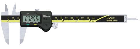 Mitutoyo 500-171-20 Digital Calipers, Battery Powered, Inch/Metric, for Inside, Outside, Depth and S