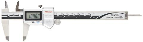 Mitutoyo 500-762-10 Digital Calipers, Battery Powered, Inch/Metric, for Inside, Outside, Depth and S