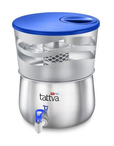Prestige Tattva 1.0 Steel 16-Liter Water Purifier (Blue) 49003