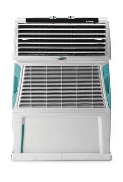 Symphony Touch 80 Ltrs Air Cooler (White) touch 80