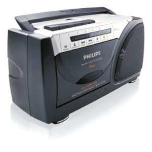 Philips Geet RM210/N Mono Cassette Recorder