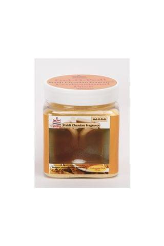 Soflex Premium Gel-O-Pedi professional pack - Haldi Chandan By MaxxGallery SFLX/18/44