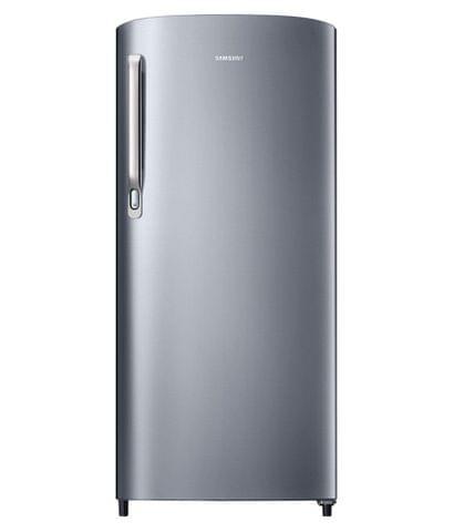 Samsung 192 Ltr 2 Star RR19M2412S8/NL & RR19M1412S8/HL Single Door Refrigerator - Elegant Inox