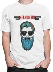 Beardified Round Neck T-Shirt