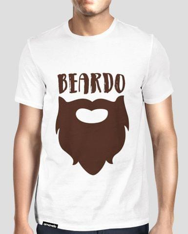 Beardo Round Neck T-Shirt