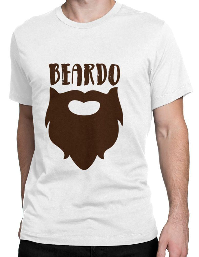 Beardo Round Neck T-Shirt