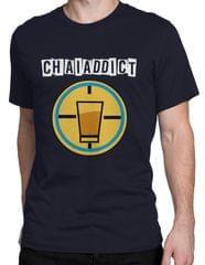 Chai Addict Round Neck Unisex T-Shirt